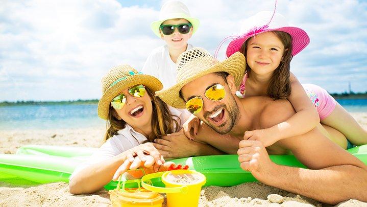 family fun sun