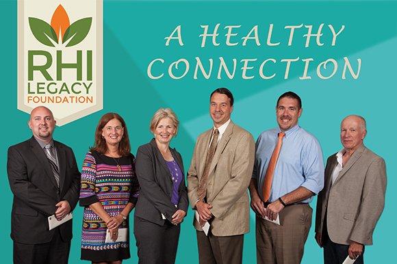 RHI Legacy Foundation Grant Award Winners for Healthy Lifestyles