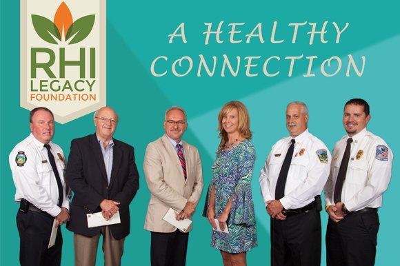 RHI Legacy Grant Award for Health Care